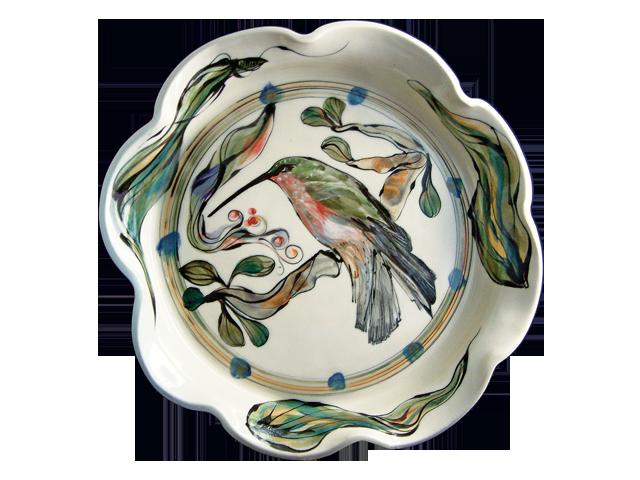 Clay Born Pottery - Large Baking Dish