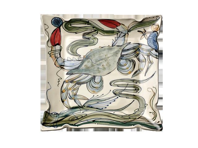 Clay Born Pottery - Dinner Plate