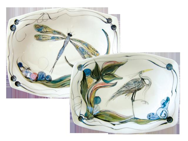 Clay Born Pottery - Pasta & Serving Bowls