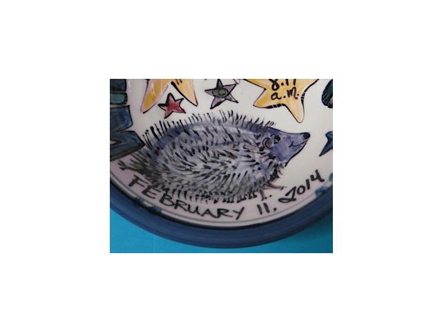 Clay Born Pottery - Custom Image