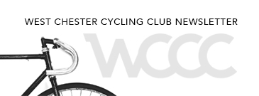 West Chester Cycling Club Newsletter